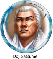 Doji Satsume - The Grinning Crane - Emerald Champion