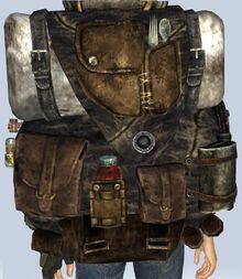 Draka's Backpack