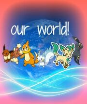 Our world!