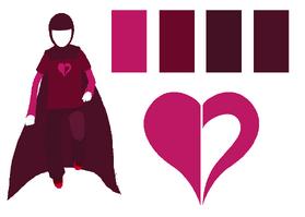 Knight of heart Mark