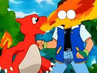 EP041 Charmeleon quemando a Brandon