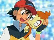 Ash y chimchar