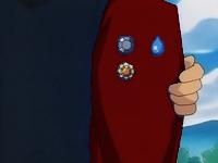 Drake mostrando medallas