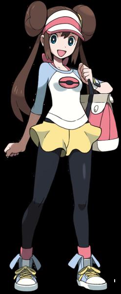 Pokemon white conceptart 5tezi