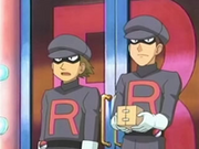 Reclutas del Team Rocket