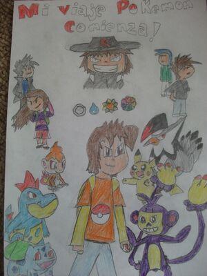 Mi viaje pokemon 3
