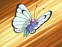 Butterfree de Vicky