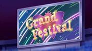 Cartel del Gran festival