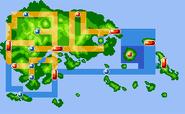 Hoenn Map