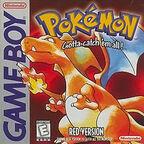 Pokemon red box