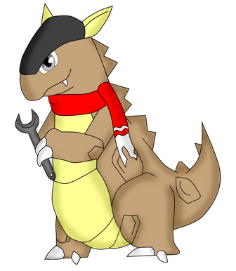 Kayla the kangaskhan by snivy the rescuer-d4ljfai