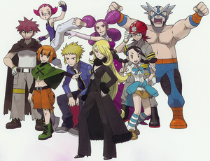 Gym-leaders