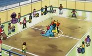 Pokémon Battle class