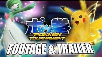 POKKEN TOURNAMENT January Trailer & Montage