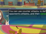 Counter Attack Dash Cancelling