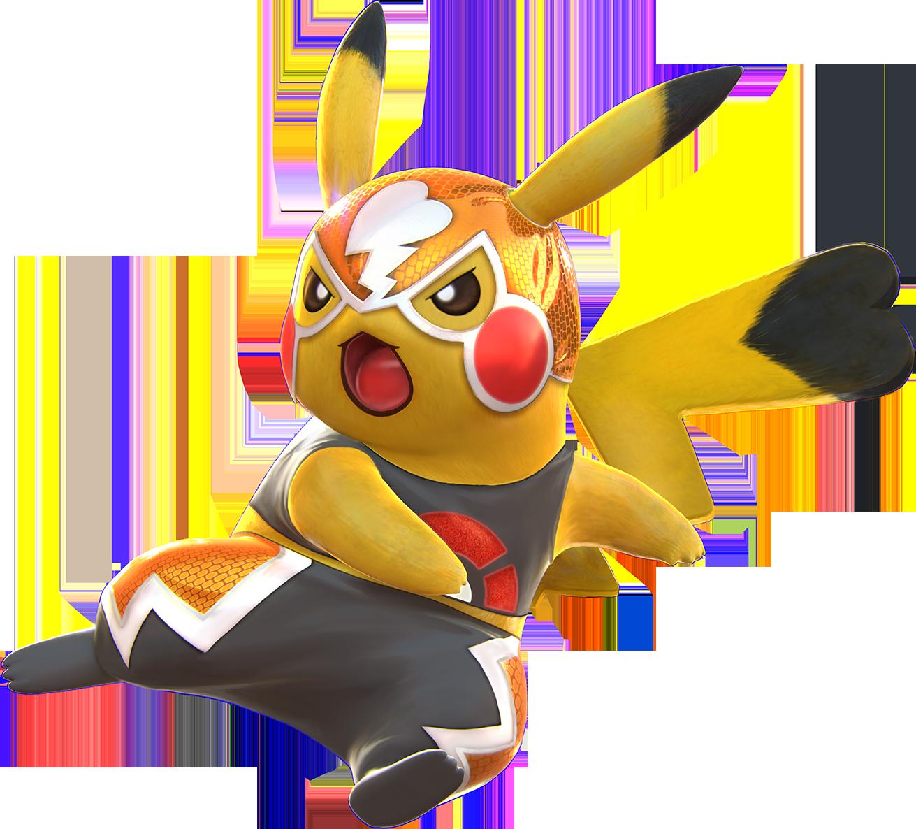 Pikachu Libre Pokk 233 N Tournament Wiki Fandom Powered By Wikia