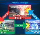 Attack Triangle