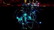 Pokkén Tournament Mega Lucario 1