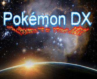 Pokemon DX Taken To The Max