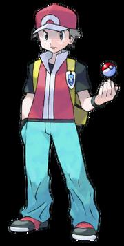 Red PokémonFRLG