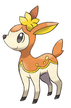 Pansear Deerling