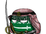 Saudi Arabiaball