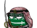 Saudi Arabiaball
