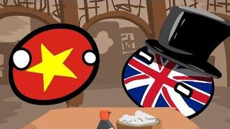 Vietnam delicious food - Countryball animation