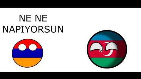 ÜLKETOPLARI AZERBAYCAN KARABAĞ
