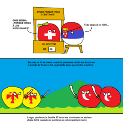 Porqué Serbia odia al kebab
