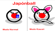 Japon normal y kawaii