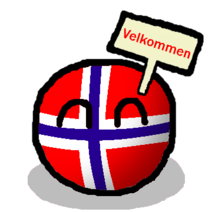 Welcome to the Norwegian Polandball Wiki