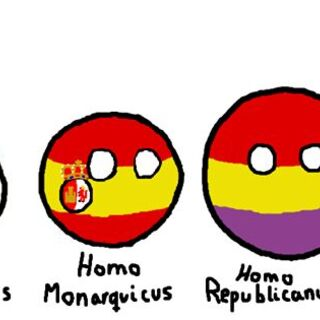 Evolution of Spainball