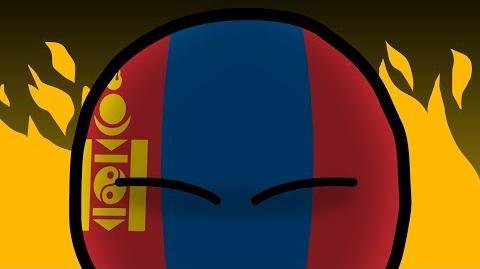 COUNTRYBALLS № 34 О чем думает Монголия?