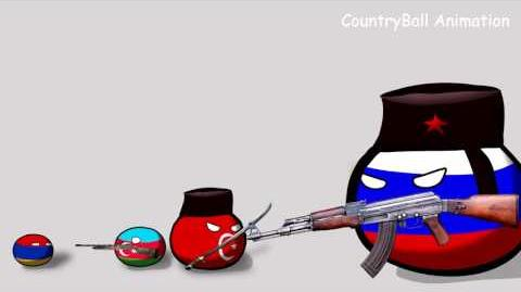 Kebab! Don't even try it - Countryballs Animation-3