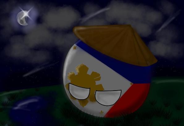 Philippinesball | Polandball Wiki | FANDOM powered by Wikia
