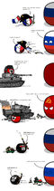 Don't mess with Mother Russia by KaliningradGeneral