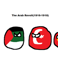 The Arab Revolt