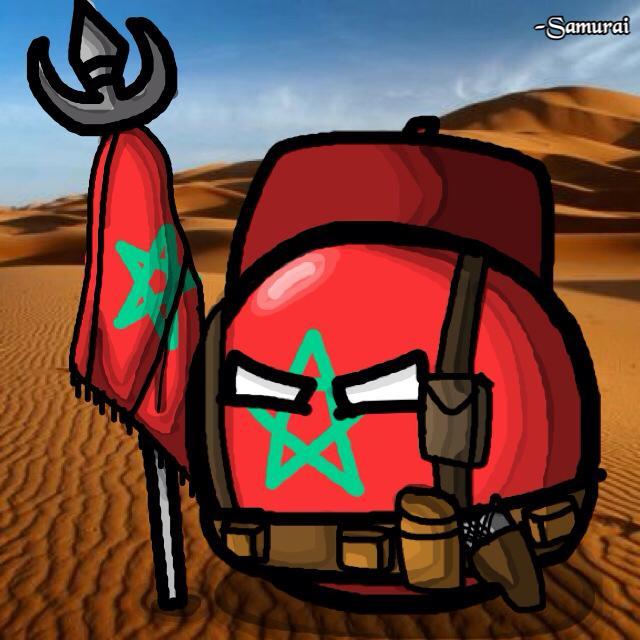 Moroccoball