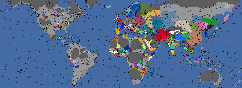 Image   1444 eu4 map.png | Polandball Wiki | FANDOM powered by Wikia
