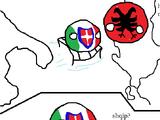 Italian invasion of Albania