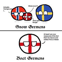Types of Germans