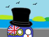 Straits Settlementsball