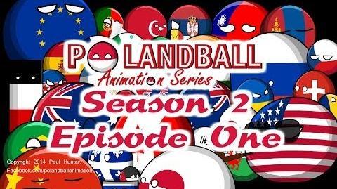 Polandball Episode One Countryball's