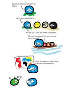 A cueball story