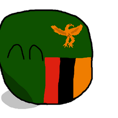 Zambiaball from (1964-1996) <i>he had a darker green back then</i>