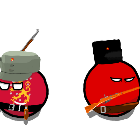 White and Red Guards