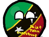 Saint John Capesterreball