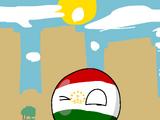 Tajikistanball