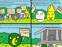 How the Christian Stole Halloween 5